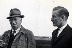 K. Aage Nielsen and Aage Walsted in the early years of their collaboration