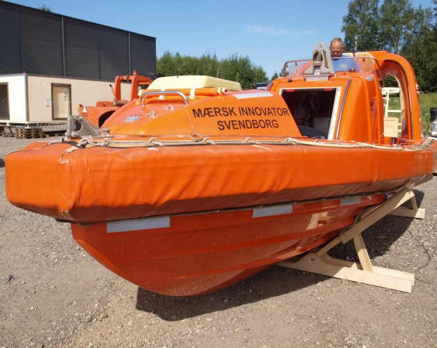 Rescue boats MOB – Innovator & Giant