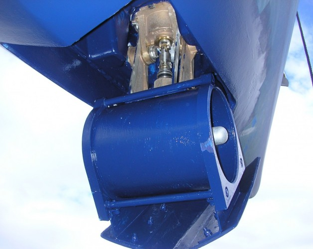 Side-Power bowthruster