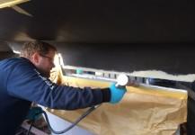 Keel repair