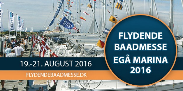 """Boatshow """"Egå Marina"""""""